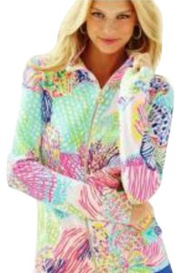 Lilly Pulitzer Print: Roar of the Seas Jacket