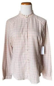 Ben Sherman Button Down Shirt pink