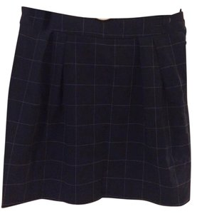 Urban Outfitters Mini Skirt Navy