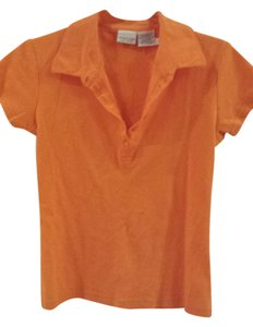 Newport News T Shirt Orange