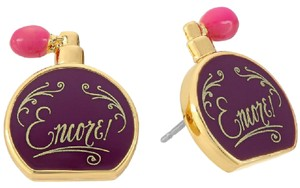 Kate Spade NWOT KATE SPADE ON THE POINT PERFUME BOTTLE STUD EARRINGS $48