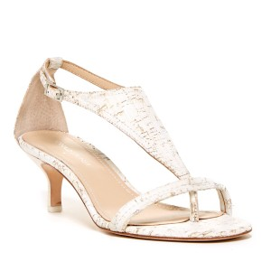 Donald J. Pliner off white Sandals