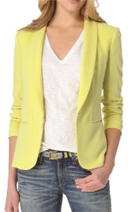 Rag & Bone yellow Blazer