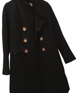 Michael Kors military coat black Military Jacket