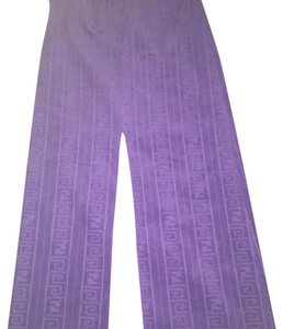 Fendi Maxi Skirt purple