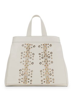 Tamara Mellon Tote in Off White