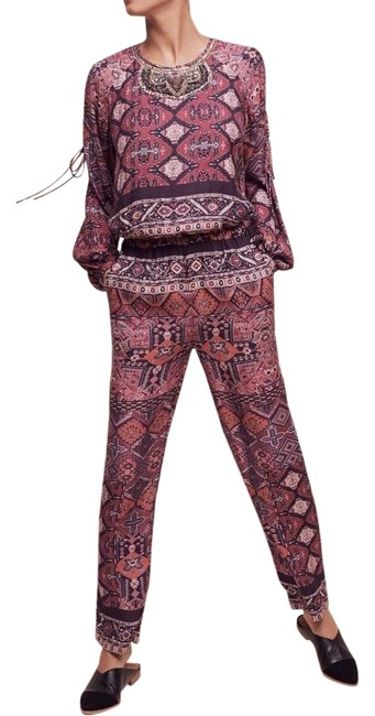 Item - Multicolor Rosewood By Twelfth Street By Cynthia Vincent Romper/Jumpsuit