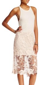 Free People short dress Tank on Tradesy