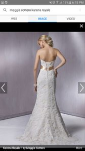 Maggie Sottero Karena Royale S5529 Wedding Dress