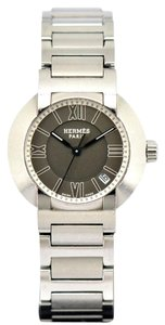 Hermès Nomade Stainless Steel Quartz Watch NO1.210