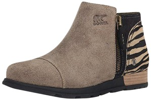 Sorel Major Low Ankle Tan Boots