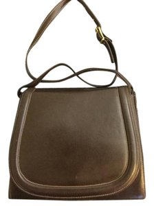 Susan Gail Leather Vintage Cross Body Bag