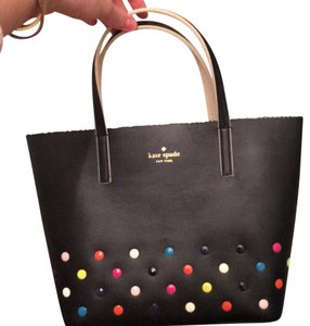 Kate Spade Tote in black, multicolor