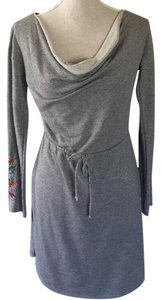 Anthropologie short dress Grey Dolan Small T-shirt on Tradesy