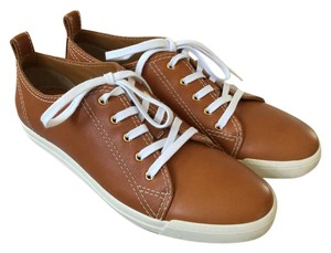 Ralph Lauren Collection Leather Comfortable Tan Athletic