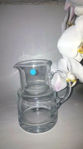 Tiffany & Co. Clear Company Collectible Crystal Glass Water Juice Pitcher New Other