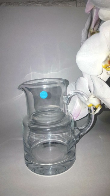 Item - Clear Company Collectible Crystal Glass Water Juice Pitcher New Other