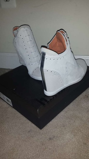Luxury Rebel Off White Boots