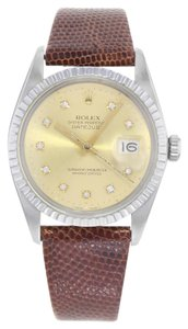 Rolex Rolex Datejust 16013 Stainless Steel Automatic Men's Watch (15306)