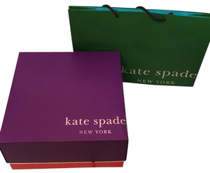 Kate Spade Kate Spade Gift Box and Gift Bag