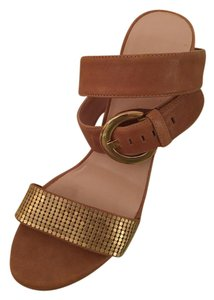 Stuart Weitzman Natural Wedges