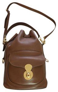 Ralph Lauren Collection Ricky Drawstring Cross Body Bag