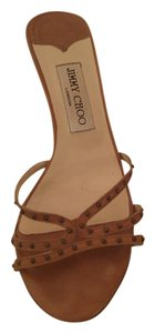 Jimmy Choo Natural Sandals