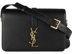 Saint Laurent Ysl Universitie University Blogger Shoulder Bag