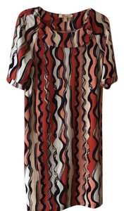 Aryeh short dress multi-colored on Tradesy
