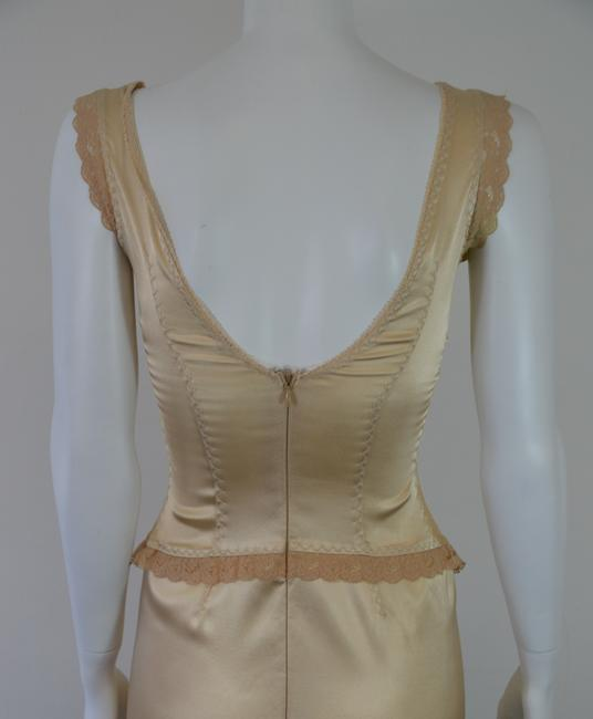 Other Pencil Vintage Fitted Sleeveless Dress