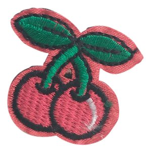 Urban Outfitters cherry patch pin