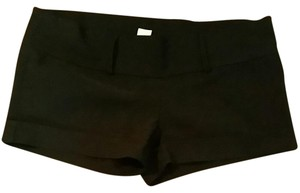 Wet Seal Dress Shorts Black