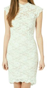 Miss Selfridge Lace Sleeveless Bodycon Dress