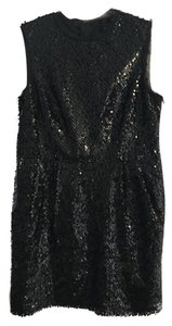 Nanette Lepore Sequin Party Contemporary Dress