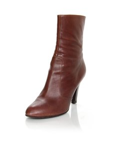 Sergio Rossi Brown Boots
