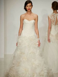Amsale Blue Label M625 Brighton Wedding Dress