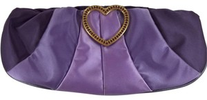 Lovcat purple Lavendar Clutch