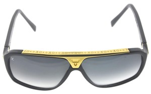 Louis Vuitton Louis Vuitton Evidence Z0350W Black Sunglasses