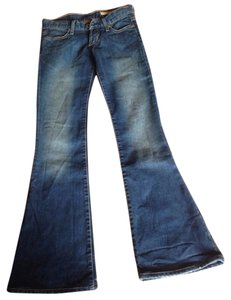 Chip and Pepper Flare Leg Jeans-Light Wash