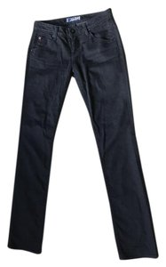 Hudson Jeans Boot Cut Jeans-Dark Rinse