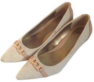Circa Joan & David beige Pumps