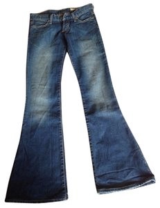 Chip and Pepper Flare Leg Jeans-Medium Wash