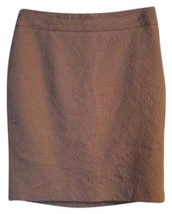 Ann Taylor LOFT Skirt Light brown