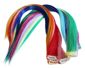 Other 3 Pack Variety Clip in Hair Extensions Free Shipping