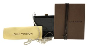 Louis Vuitton Minaudiere Evening Quilted Chain Cross Body Bag