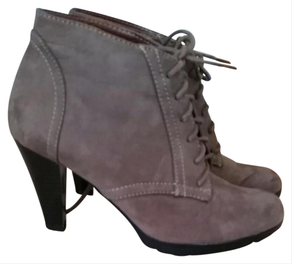 2c6141713f6 Brown Faux Suede Boots/Booties