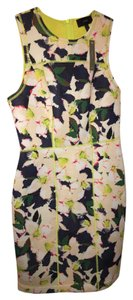 J.Crew short dress Floral on Tradesy