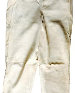 B&J Straight Pants Light Tan