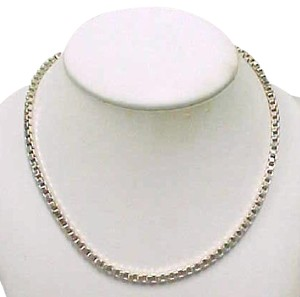 Tiffany & Co. Venetian Link Necklace Extra Long
