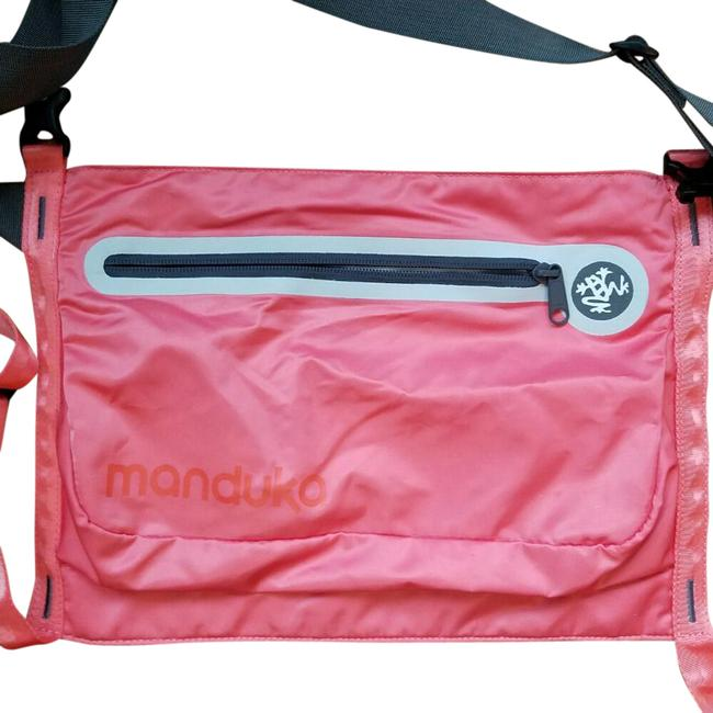 Item - Go Play Yoga Mat Pink Polyester Weekend/Travel Bag